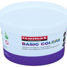 Isomat Basic Colors