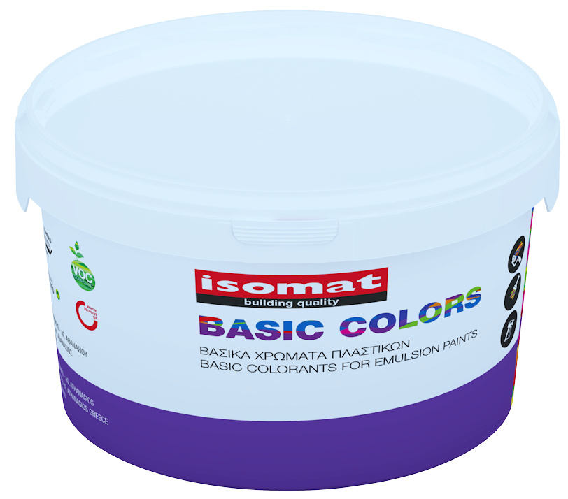 Isomat Basic Colors
