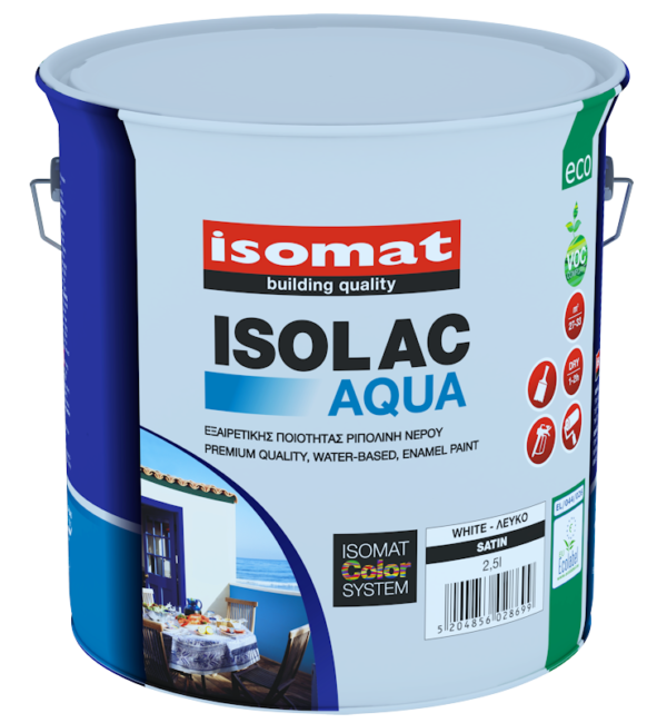 Isolac Aqua Satin