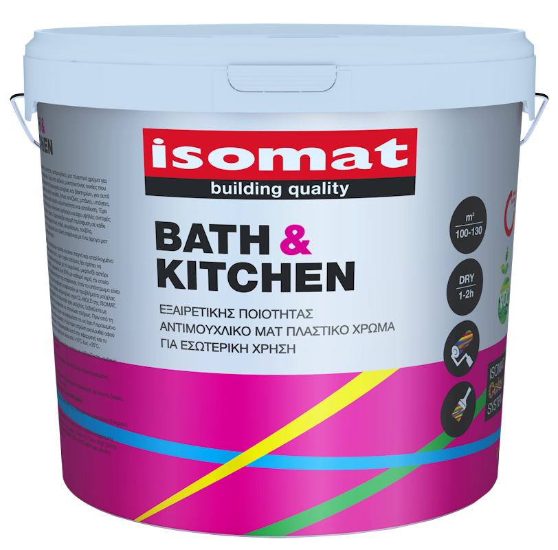 Isomat bath kitchen