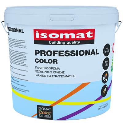 Isomat Professional Color