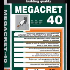 Μegacret-40