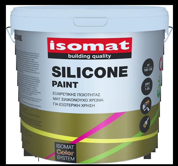 Isomat Silicone Paint