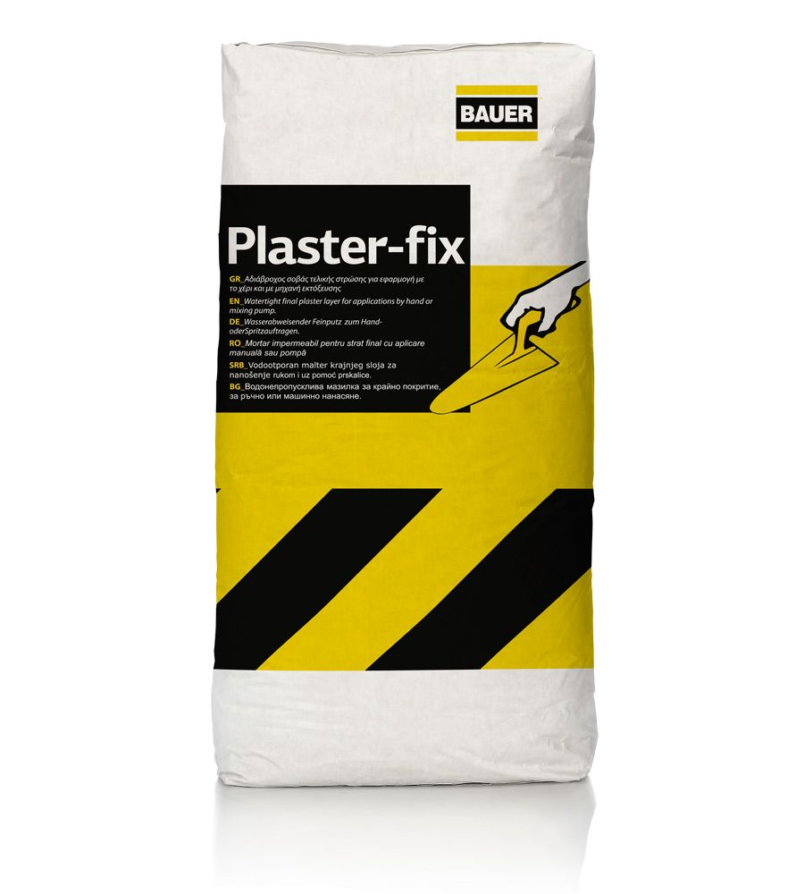 Bauer PlasterFix