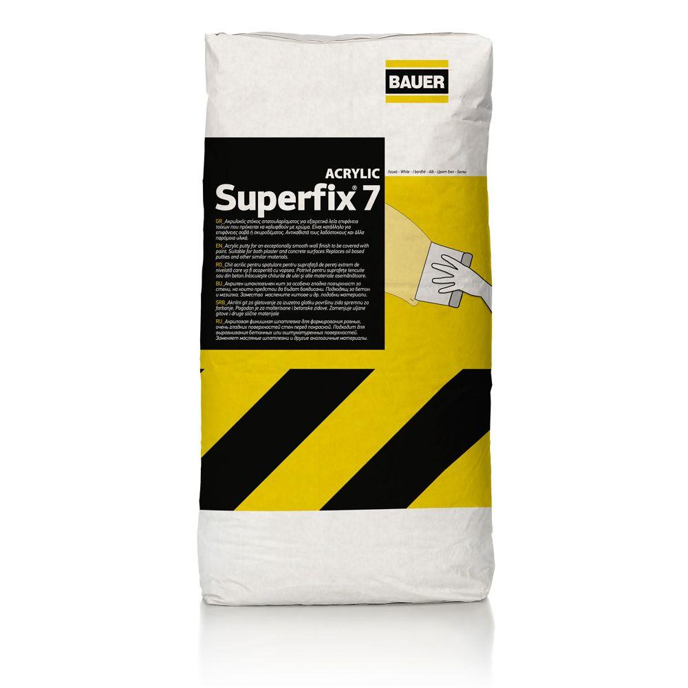 Bauer superfix 7