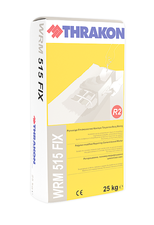 Thrakon WRM 515 Fix