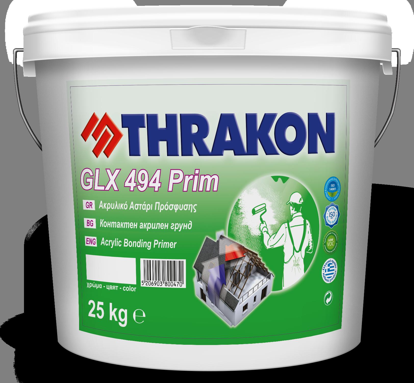 Thrakon GLX-494 Prim