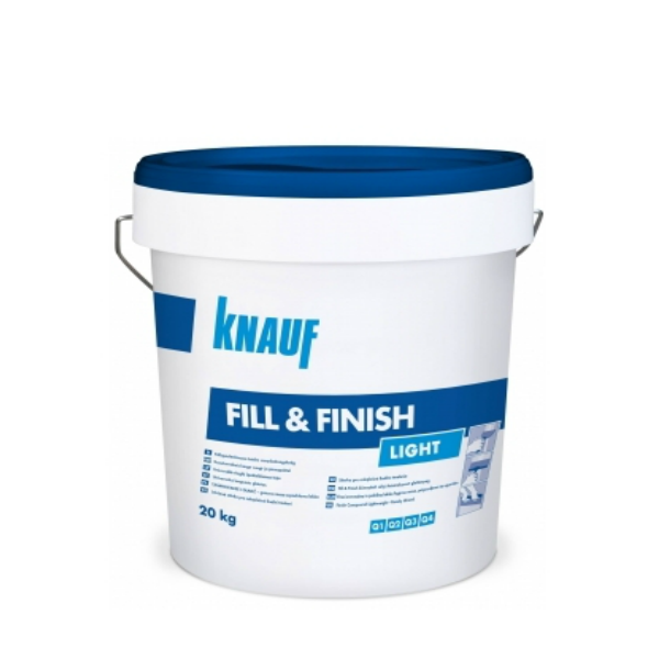 Knauf Fill & Finish